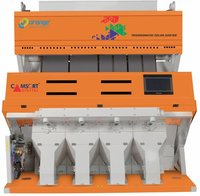 Lentil Color Sorter Machine