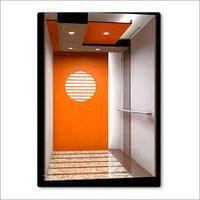 Elevators cabin