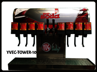 Soda Tower Model Machine