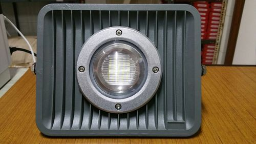 50 Watt LED Floodlight Housing With Lens