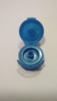 19mm Snap Fit Tamper Evident Flip Top Cap
