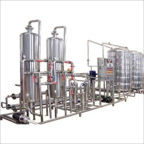 Reverse Osmosis System And Plant