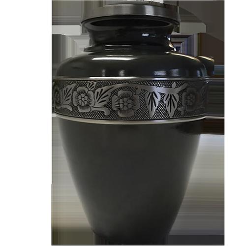 Metal Brass Gun Classic Cremation Urn