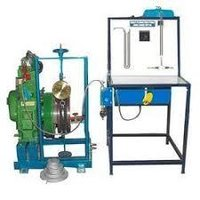 Twin Cylinder Diesel Engine Test Rig