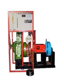 Slow Speed Diesel Engine Test Rig