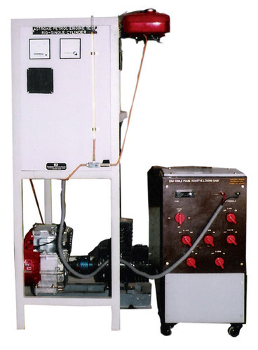 Four Stroke Single Cylinder Petrol Engine Test Rig