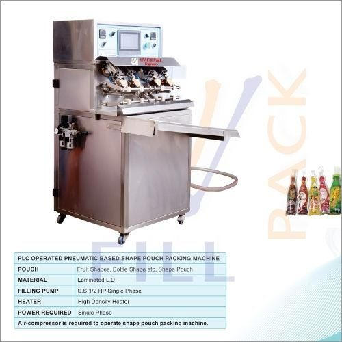 Automatic Shape Pouch Packing Machine