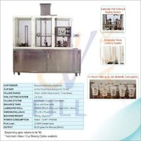 Mineral Water Glass Filling Machine