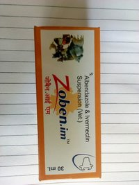 Albendazole and Ivermectin Veterinary Suspension 30ml