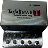Tadalista 5 Mg