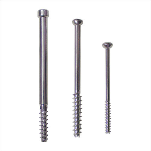 Bone Screw