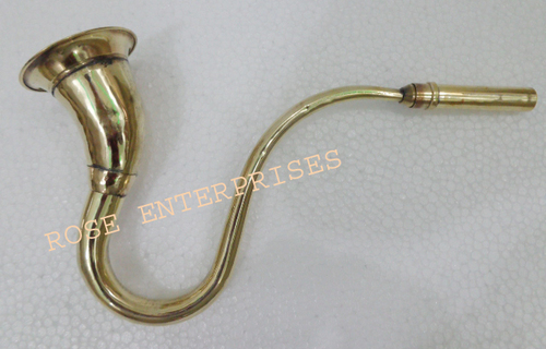 Brass Classic Handicrafts Nautical Car Taxi Horn