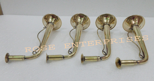 Brass Vintage Clown Horn