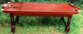 Wooden Massage Table Manufacturers In Ernakulam