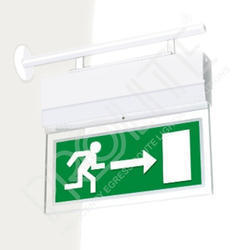 Sleek Exit Light