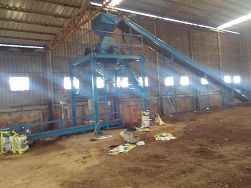 Bio-Fertilizer Processing Plant (Turnkey Project)