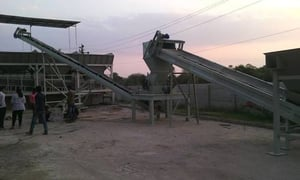 Aac Block Grinding Plant