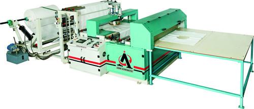 Auto Jumbo Fabric Cutting Machine