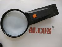 Illuminated Magnifying Glass