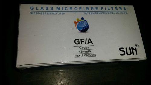 GLASS MICROFILTRATION