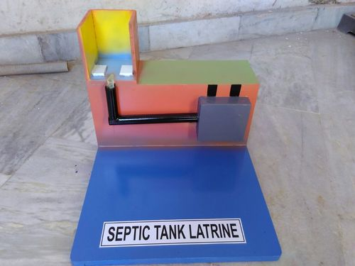 Septic Tank Latrine