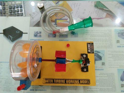 Water Turbine Working Model 1