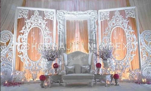Modern Frame Stage for Weddings
