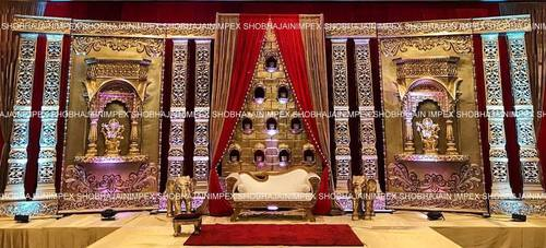 Jharoka Wedding Stage