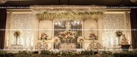 Elegant Wedding Stage