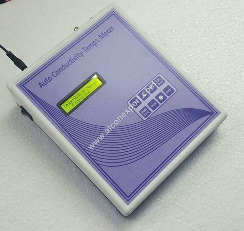 Auto Conductivity Temp Meter