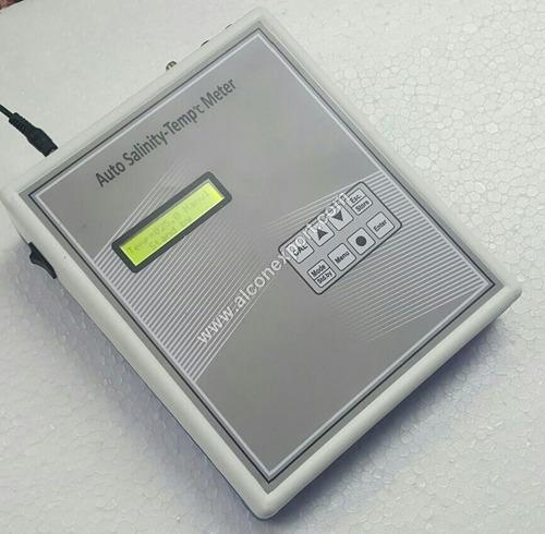 Auto Salinity Temp. meter
