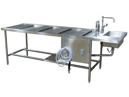Autopsy Table (roatation type)