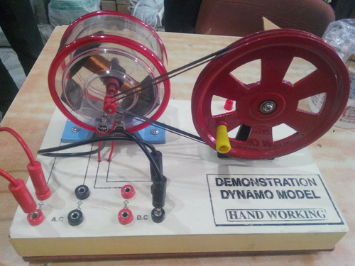 Dynamo AC DC Model