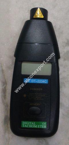 Digital Tachometer or RPM Meter