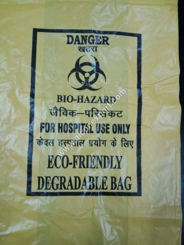 DEGRADABLE BAG
