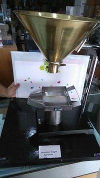 hactoliter weight apparatus