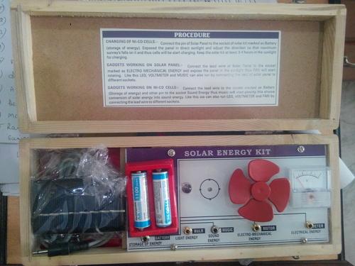 Solar Energy Kit 4 in 1