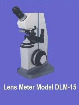 Lens Meter Model no DLM 15