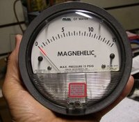 Dwyer USA Magnehelic Gauges 0 To 15 MM WC