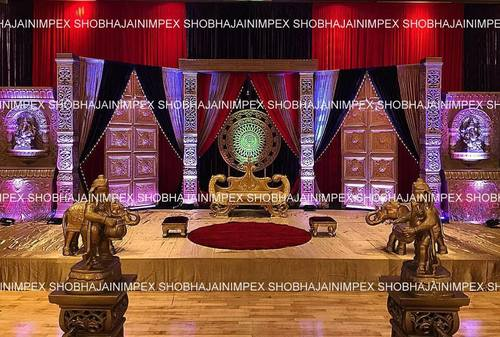Ceremonial Wedding Stage