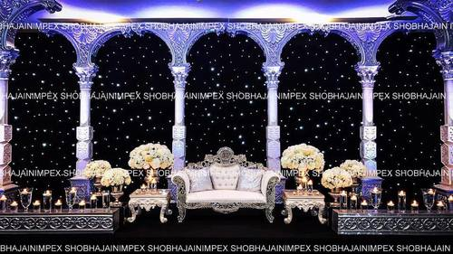 Arabic Wedding Stage