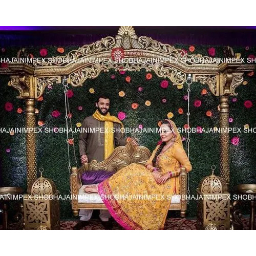 Royal Wedding Jhula