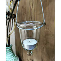 Hanging Glass Votive Candle Holder