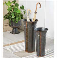 Iron Umbrella stand With antique look