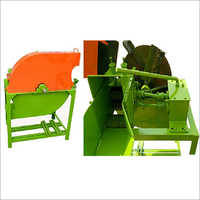 Motor Operated Chaff Cutter(double Mouth V Belt With Gear Motor Operated Chaff Cutter)