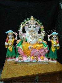 Mabrle Ganesh Ji Statue