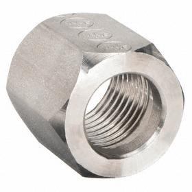 Pressure Pipe Nuts