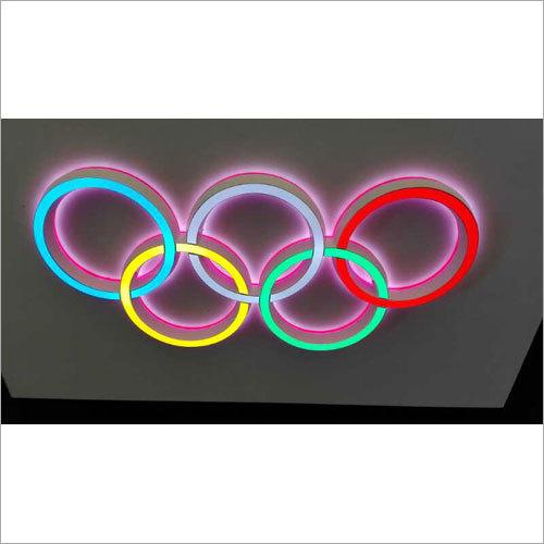 3D LED Acrylic Signage