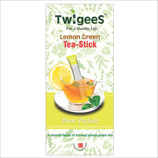 Lemon Green Tea-Stick