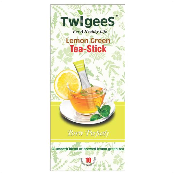 Lemon Green Tea-Stick